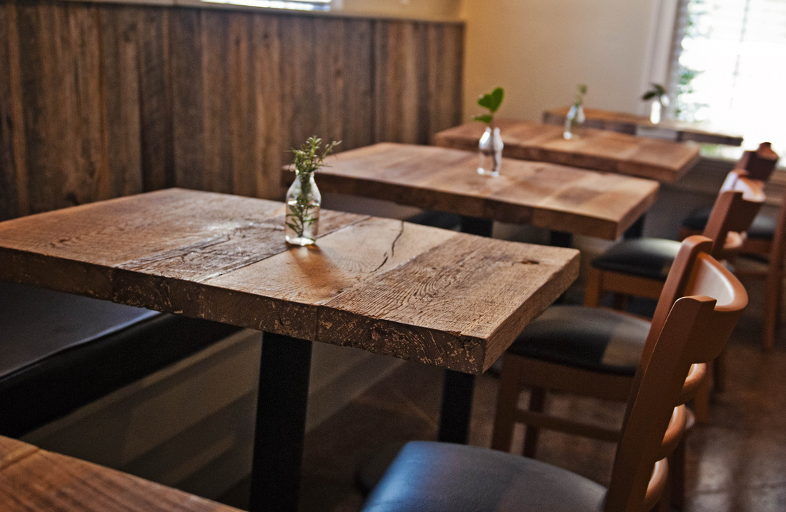 table in restaurant crowdbuild for ForOn The Table Restaurant